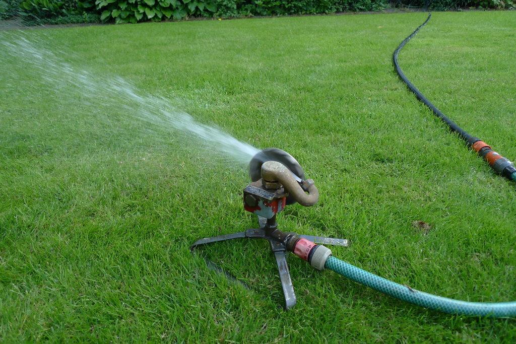 Double Rotary Sprinkler