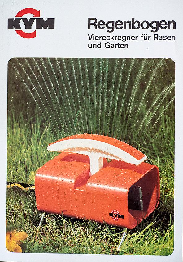 KYM Katalogseite 70er Jahre