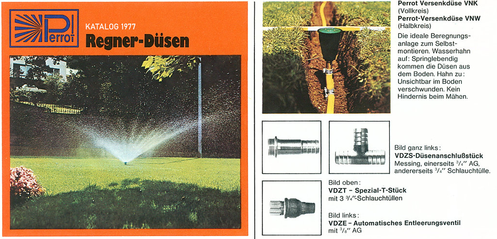 PERROT Katalog 1977
